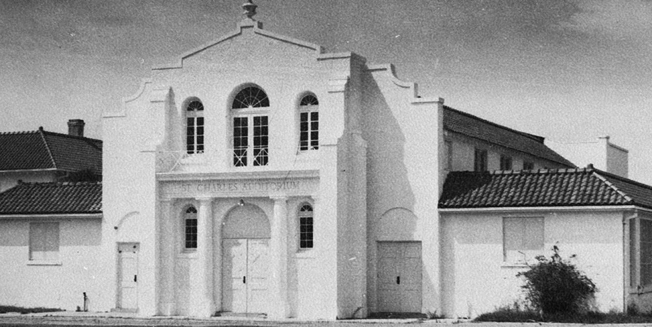 St. Charles Borromeo Auditorium