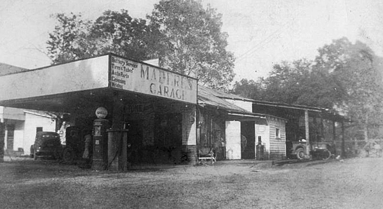 Madere's Garage