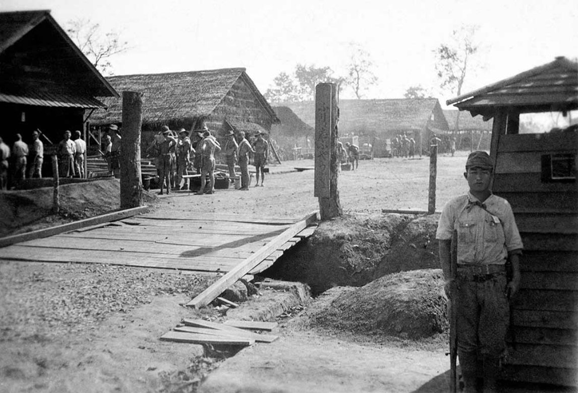 Japanese Pow Camps During World War Two
