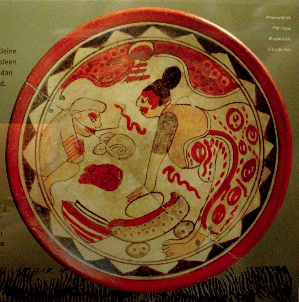 Daily Life For A Maya Artisan
