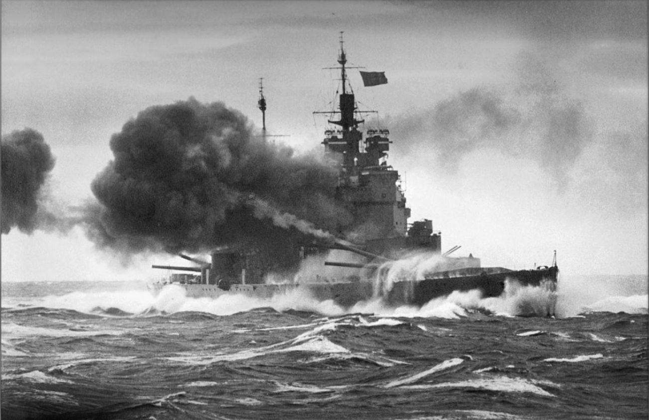 Battle Of The North Cape The North Sea Clash