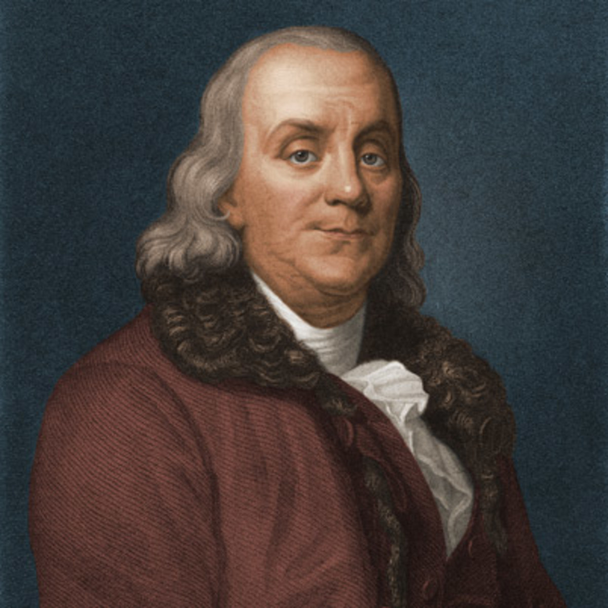 Benjamin Franklin Diplomat Polymath And Member Of 18th