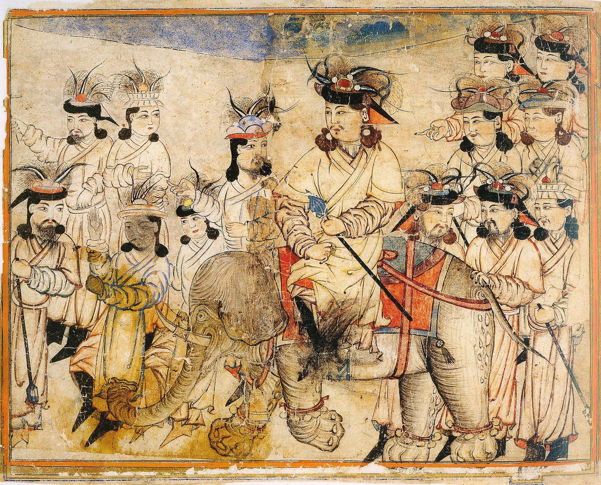 Positive Legacies Of The Mongolian Empire International Trade Religious Tolerance Career