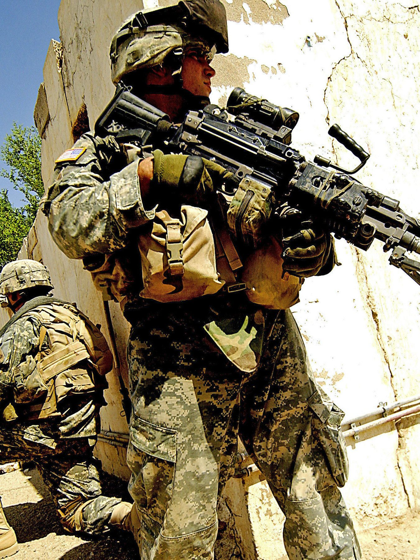 A First Hand Account Of The Battle Of Ramadi Iraq Maj