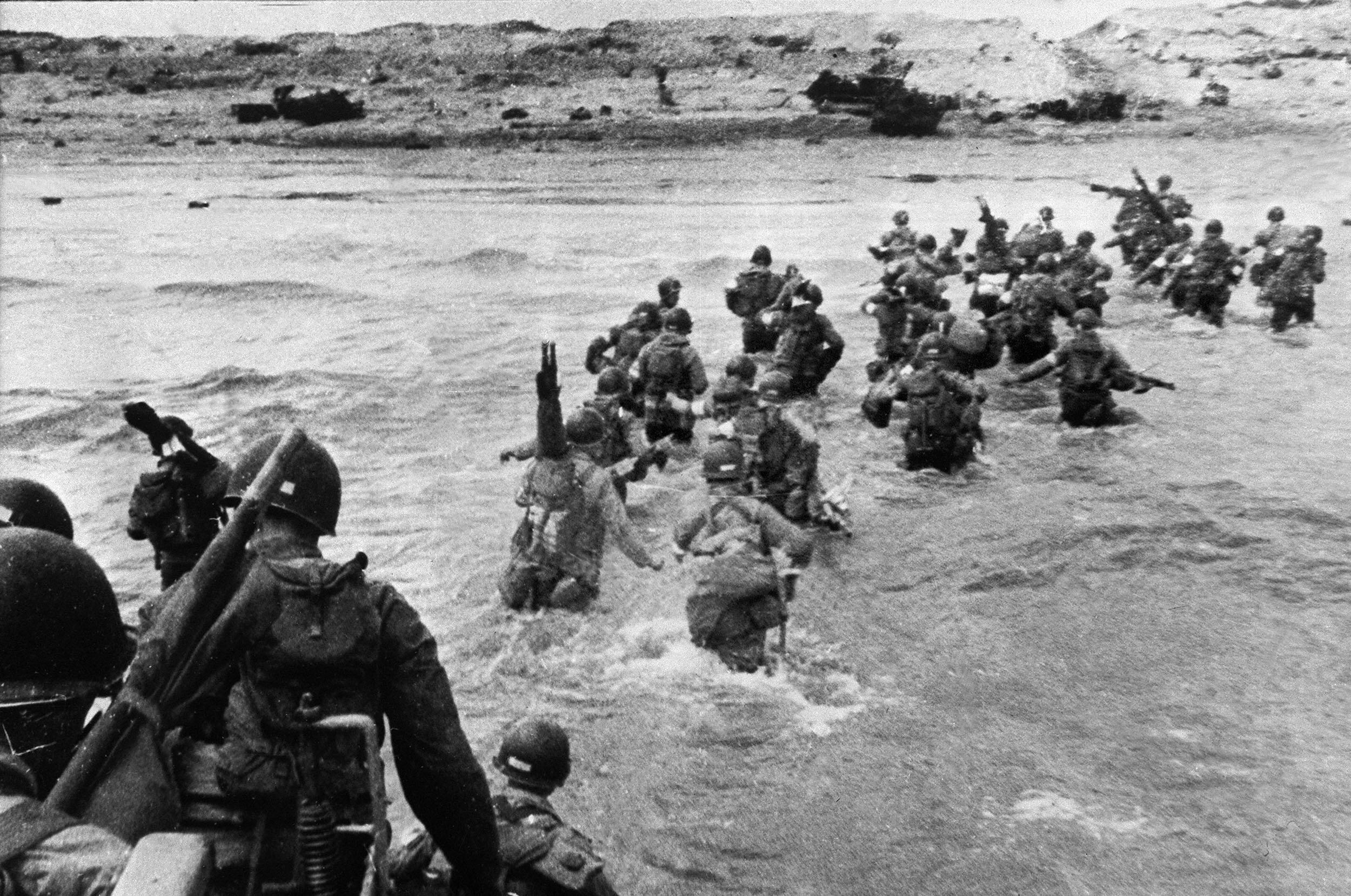 Everything You Need To Know About D Day H Hour Weapons