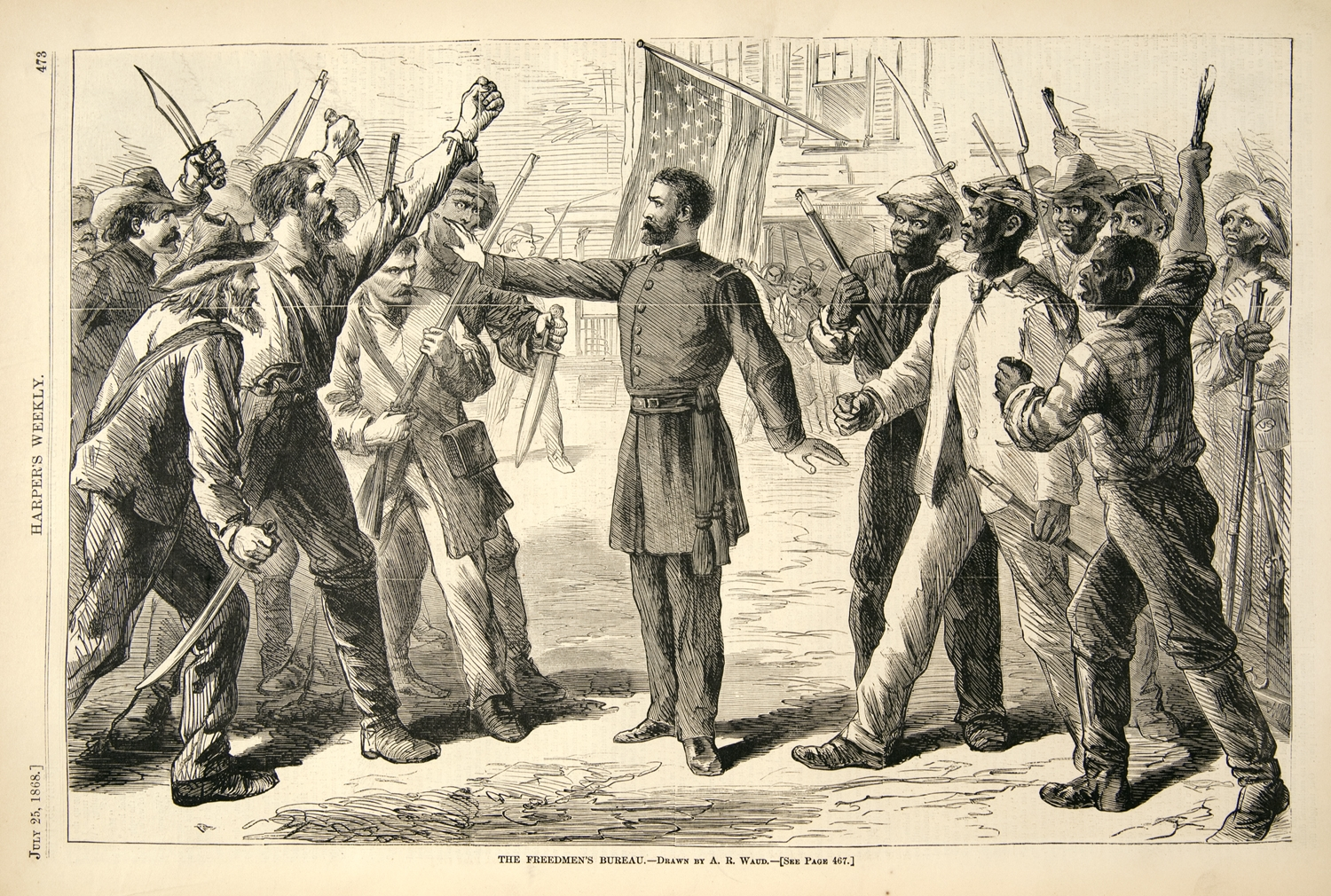 How Did Slavery Cause The Civil War Myths And Facts