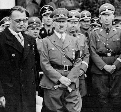 Image result for hitler dismissing generals and ambassadors