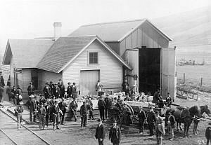 The Scofield Mine Disaster