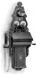 1911 Telephone Ad