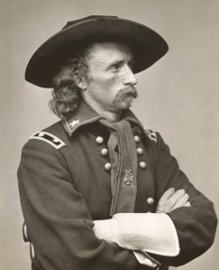 George Custer on the Origins of the Indians