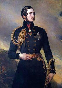 Prince Albert in 1842