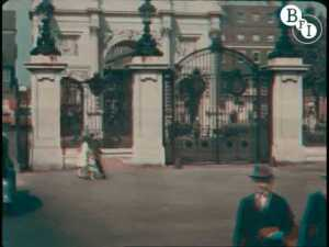 Film of London in 1926