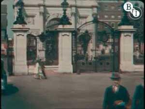 Film of London in 1926