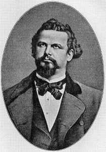 King Ludwig II ca. 1882