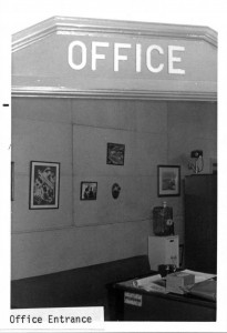 Leo Jones' Fargo Offices