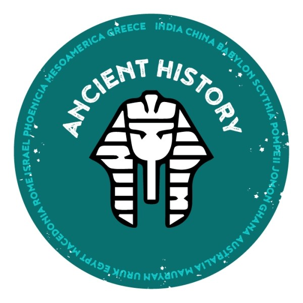 Icon depicting Ancient History
