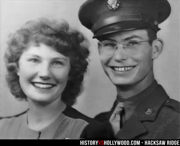 Desmond Doss and Dorothy Doss