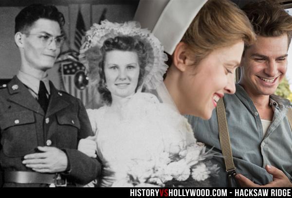 Desmond Doss and wife Dorothy Schutte