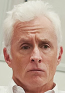 John Slattery as Ben Bradlee Jr.