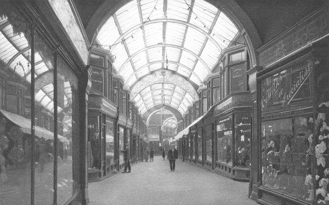 Central Arcade, Wolverhampton