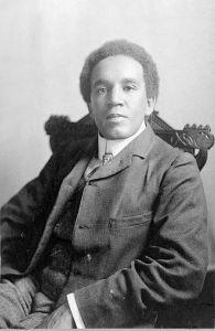 Samuel Coleridge-Taylor, composer, 1905