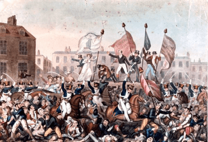 300px-Peterloo_Massacre