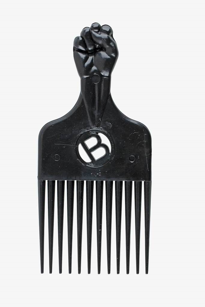Radical Objects: The Black Fist Afro Comb – History Workshop - photo#3