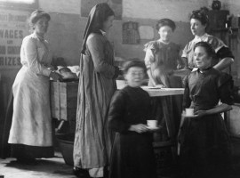 Making a home for women's history in London's East End