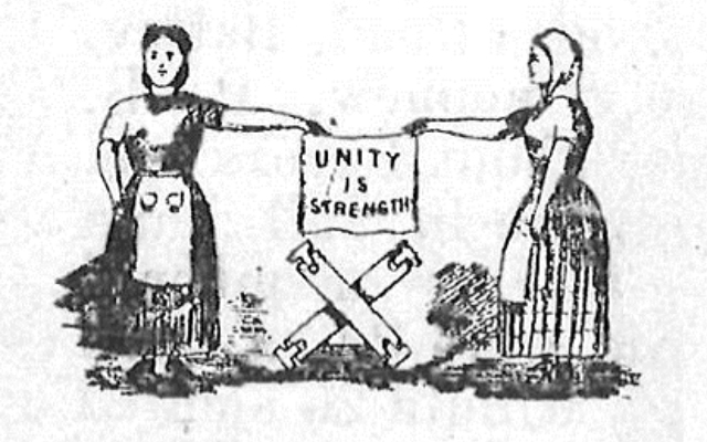 West Yorkshire Lasses: Female Trade Unionism and its Radical Past