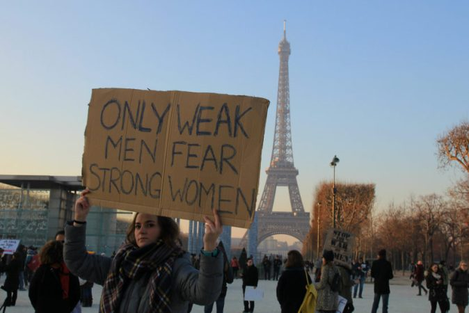 100 Days after the Women's March: More Reflections