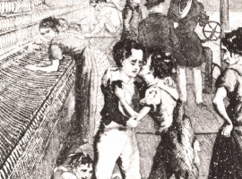 Labour and Love: A Herstory of Work and Childcare in the Industrial Revolution