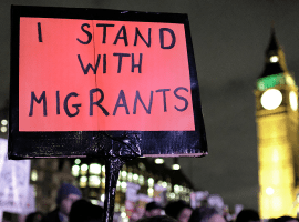 The Stansted 15 and the Criminalisation of Migrant Solidarity