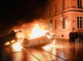 Yellow Vests in Context: Haussmann, Urban Transformation and Street Violence