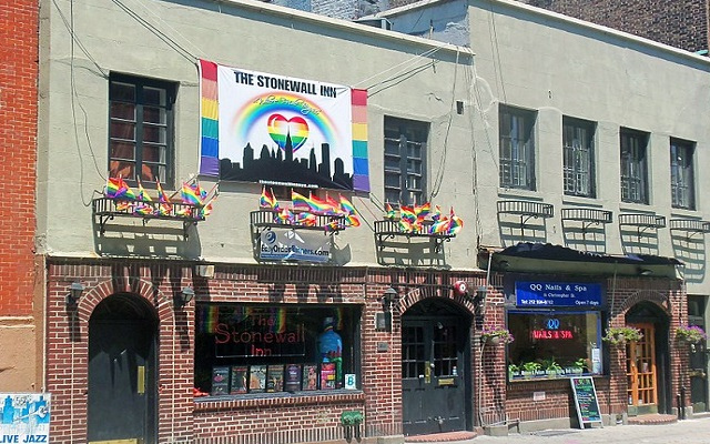 Stonewall Inn photographed in 2012 by Mark Case.