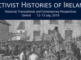 Activist Histories of Ireland – Conference Programme