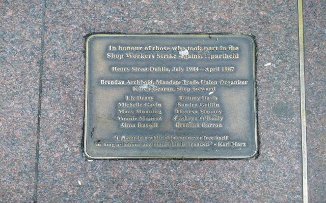 Anti-Apartheid in Ireland: The Dunnes' Stores Strike, 1984-87
