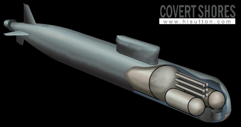 Status-6 (Статус-6) KANYON mega-torpedo