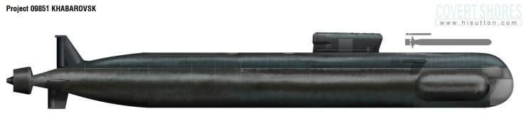 """pr09851_2000 Океанская многоцелевая система """"Статус-6"""""""