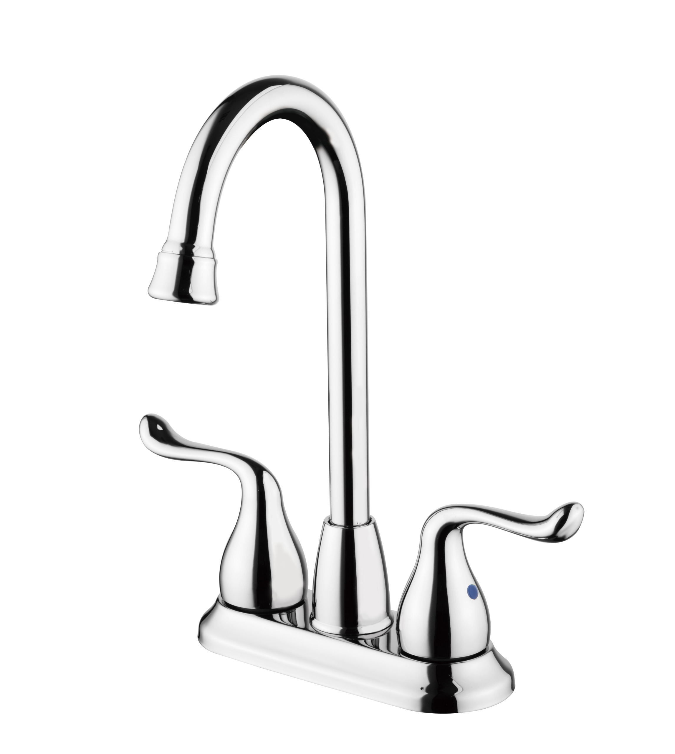 Lifetime Warranty Two Handle Bar Faucet