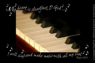 Make Music used with permission Doorpost Verses on Facebook