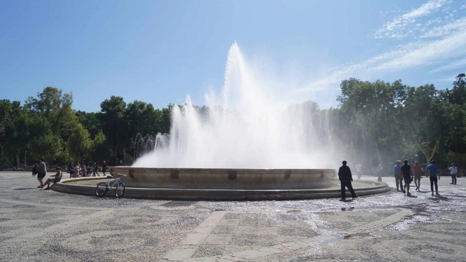 Fontanna Sevilla