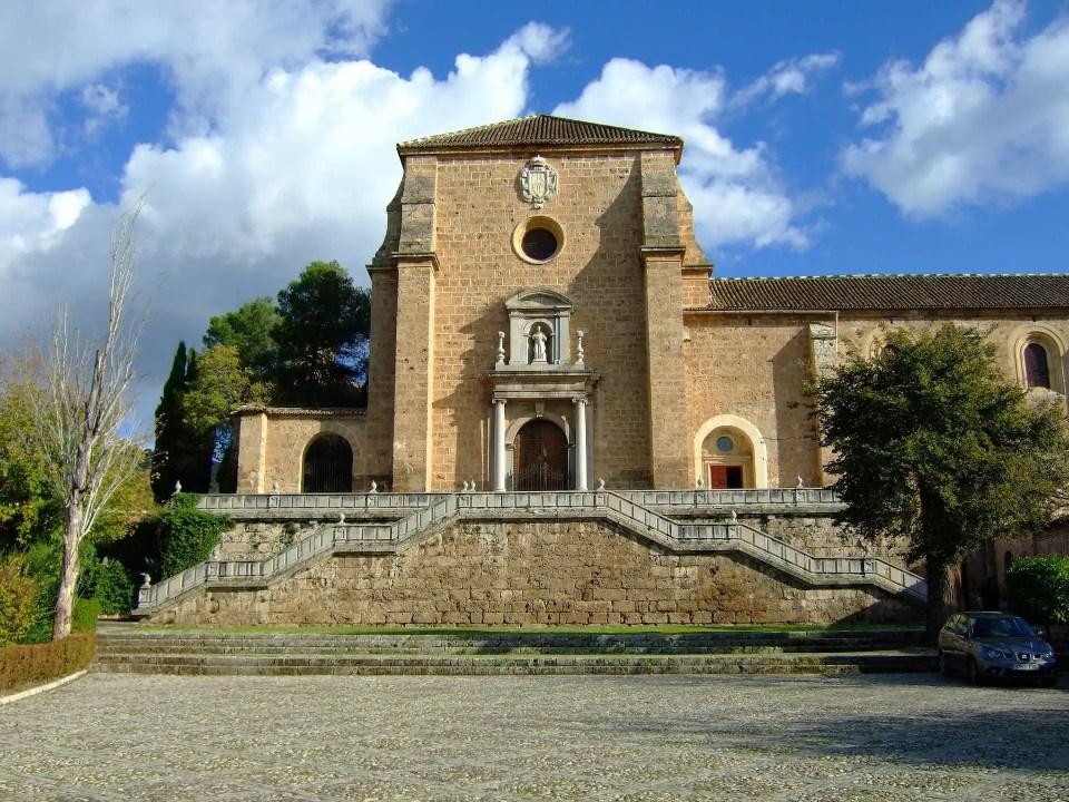 Klasztor Granada