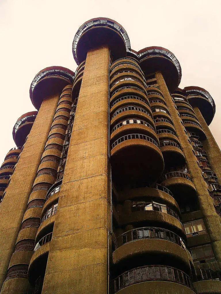 Madryt - architektura