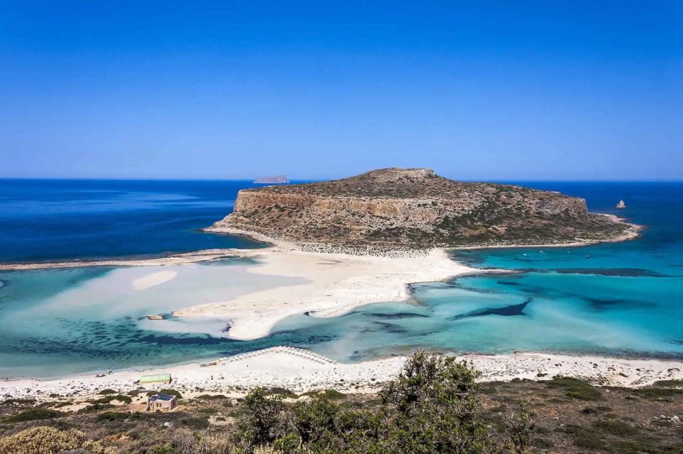 Balos Grecja