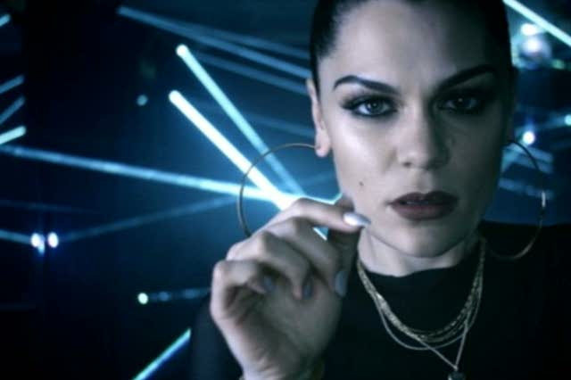 Jessie J - Laser Light