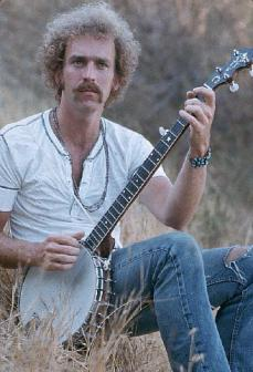 Guitarist Bernie Leadon of The Eagles