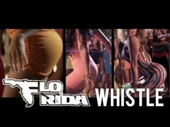 Flo Rida – Whistle (Video Teaser)