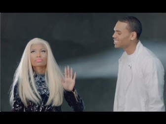 VIDEO PREMIERE:Nicki Minaj ft. Chris Brown – Right By My Side