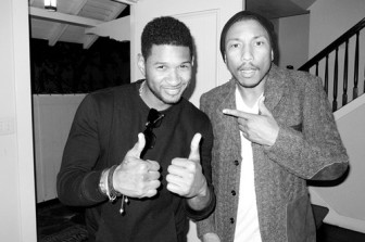 Usher ft. Pharrell