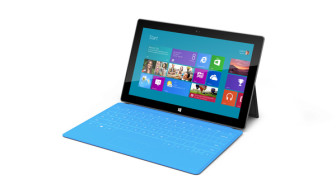 Surface tablet απ' την Microsoft